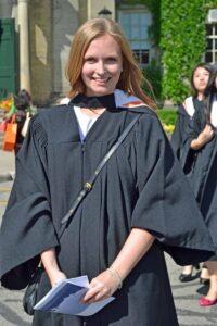 Kaileigh graduation