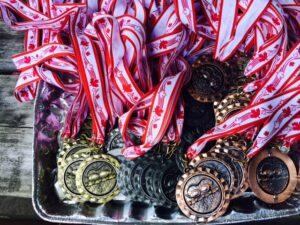 Mitchells Medals